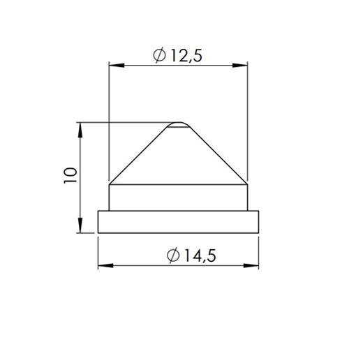 Düsen-H20-maß