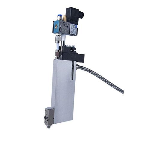 Microauftragskopf